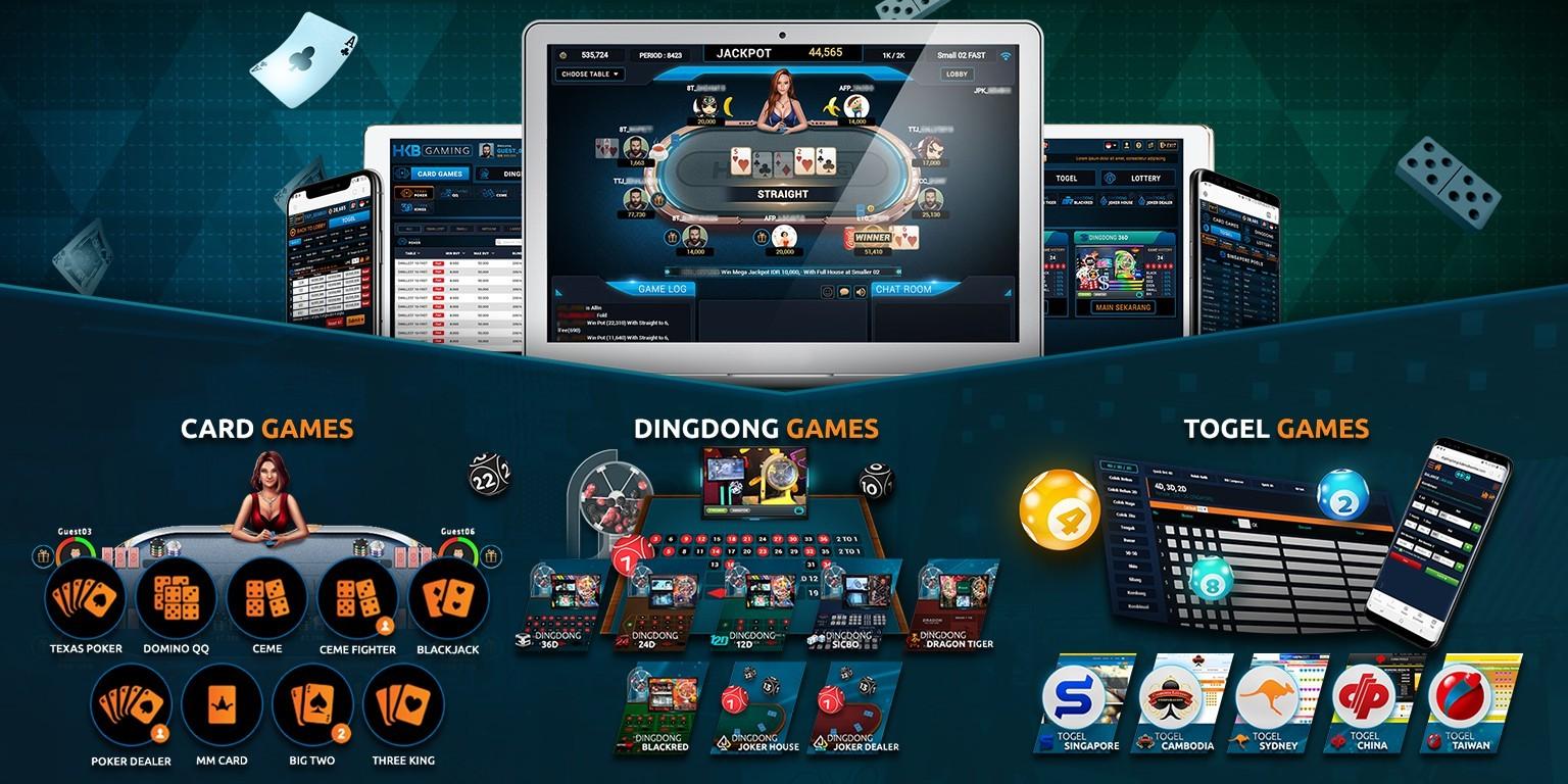 Kumpulan Situs HKB Gaming
